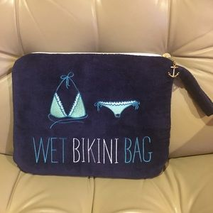Handbags - Wet Bikini Swimming Suit Bag